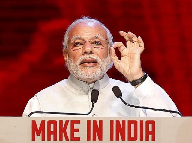 Narendra Modi,Make in India,Indian economy