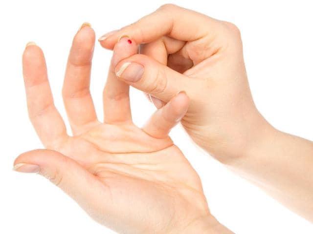 Finger prick test,Blood test,Cancer