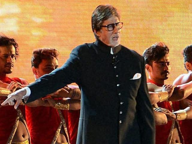Amitabh Bachchan,Make in India,Make in India fire