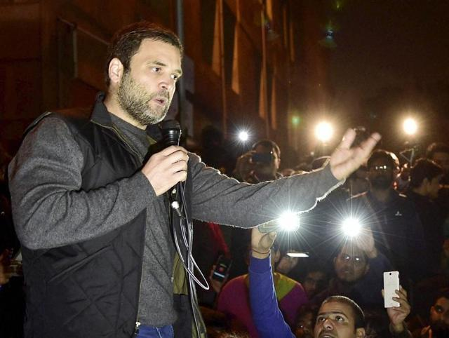 Congress vice president Rahul Gandhi has been taking the party's poll campaign across the country in a bid to boost the Congress' political fortunes ahead of elections due by June. The party faces a tough test in states like Kerala and Assam where it once held sway.