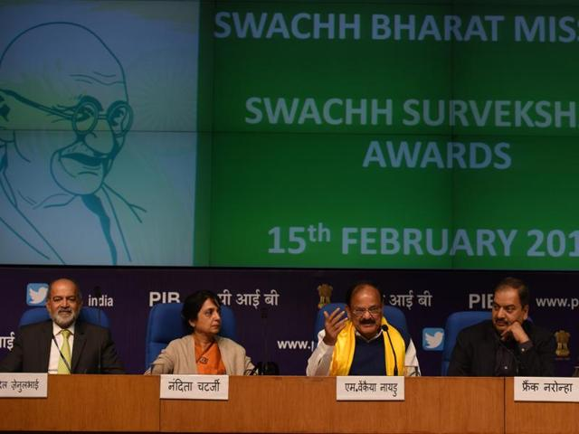 Swachh Survekshan,ministry of urban development,Quality Council of India