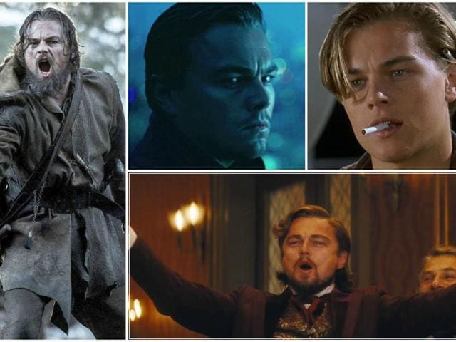 The Revenant,Leonardo DiCaprio,Leonardo DiCaprio The Revenant