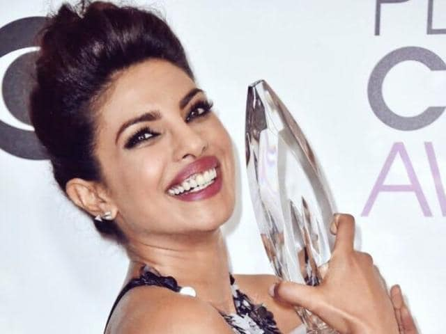 In a Bollywood career spanning 13 years, Priyanka Chopra has won a National Award for her role in Fashion (2009), and has successfully launched an international music career. But this January, the actor took her tally of achievements to a whole new level.