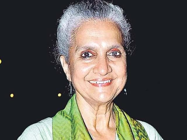 Salome Roy Kapur is the mother of Siddhart, Kunaal and Aditya Roy Kapur.(Yogen Shah)
