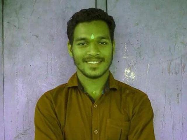 BJP karyakarta Sujith 27 hacked to death