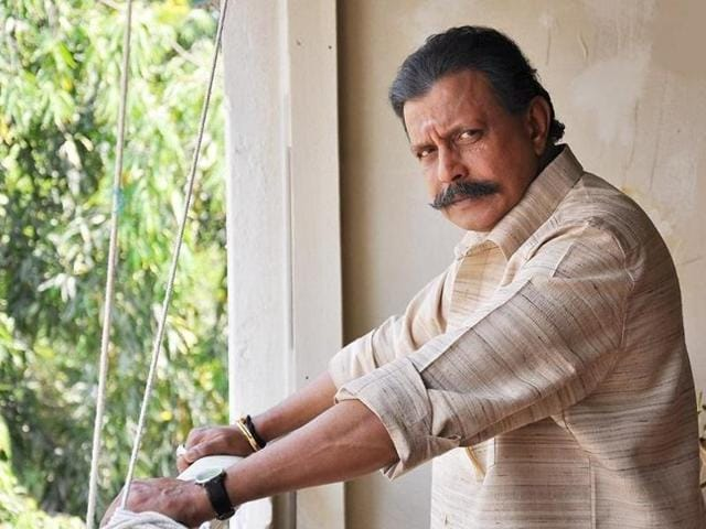 Bollywood actor Mithun Chakraborty is making his Telugu debut with Malupu, where he plays a Tamilian.