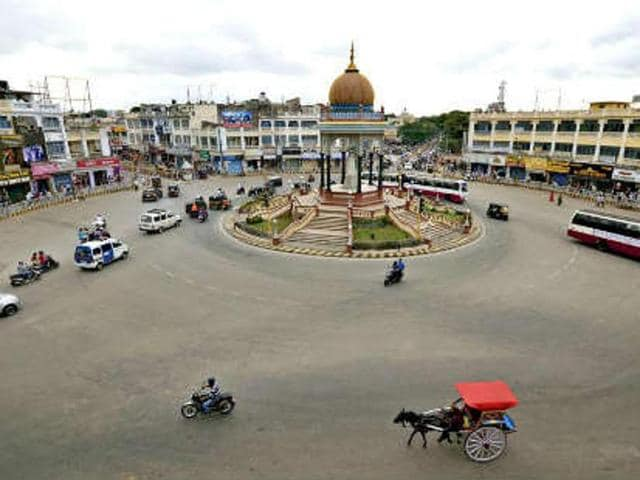 a65a0cbb2963 Mysuru in Karnataka has topped the list of the cleanest cities in India for  the second year in a row.