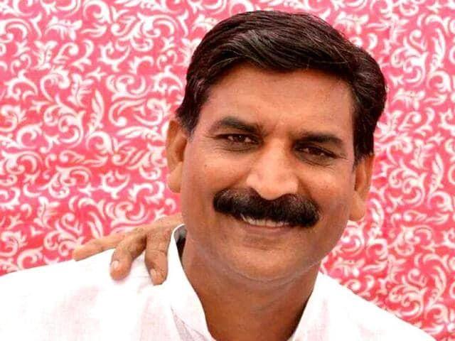 File photo of Haryana Haryana minister of social justice and empowerment Krishan Kumar Bedi.