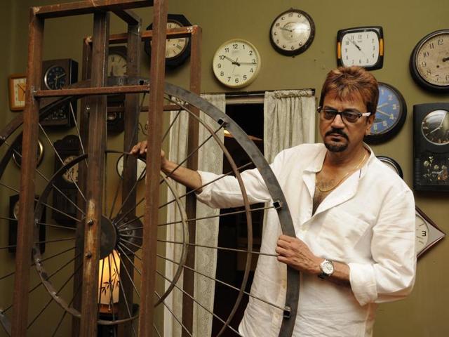 Actor Chiranjit Chakraborty will play Nihar Ranjan Gupta's creation, Kiriti Roy.