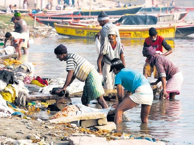 While the Opposition blames the Centre for taking no concrete initiative to develop the infrastructure required to keep the city clean, several others blame the mindset of the locals for poor sanitation.