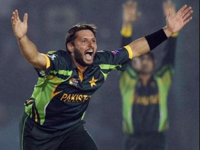 Indian fans would love to see Shahid Afridi and Co in action.
