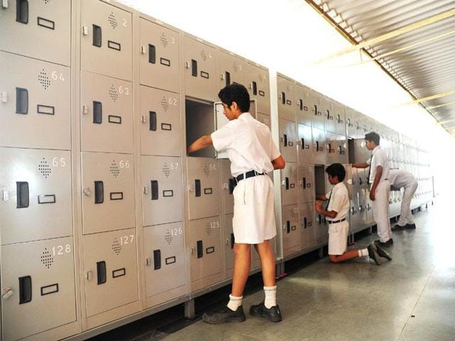 The state government informed the central bench of the National Green Tribunal that it had in principal decided to bring a policy to form book banks in schools.