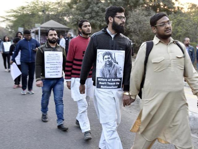 JNU protests,Afzal Guru,Prime Minister Narendra Modi