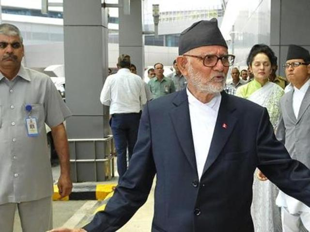 Nepal's Prime Minister and president of Nepali Congress Sushil Koirala who took charge as party president in 2010, was expected to run for the top post one more time.