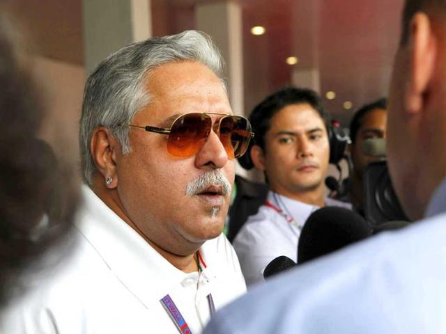 UB Holdings promoter Vijay Mallya faces trouble with banks who have lent him money.