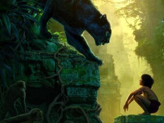 Jungle Book,Jon Favreau,Shah Rukh Khan