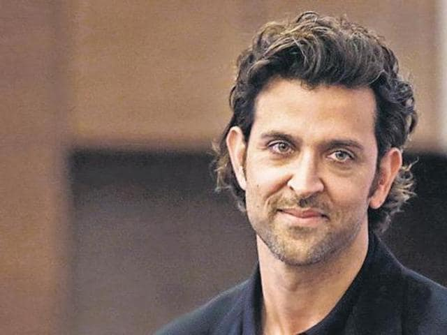 Hrithik was recently seen in a music video with Sonam Kapoor. (PTI)