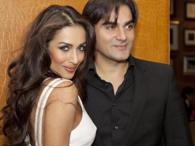 According to reports, producer-actor Arbaaz Khan and actor Malaika Arora Khan are headed for a divorce, after a marriage of 17 years. But Arbaaz took to Twitter on February 16 and lashed out at people who were inquisitive about their relationship status.(Twitter)