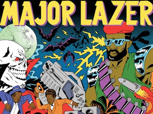 Music is always going to evolve and we can't stop that, says DJ-music producer Diplo. Major Lazer is a project by Diplo, DJ Jillionaire and DJ Walshy Fire.