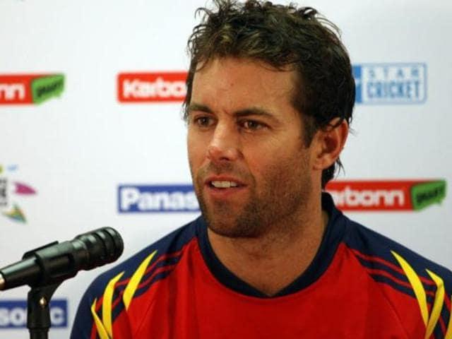 Neil McKenzie,South Africa Batting Coach,World Twenty20