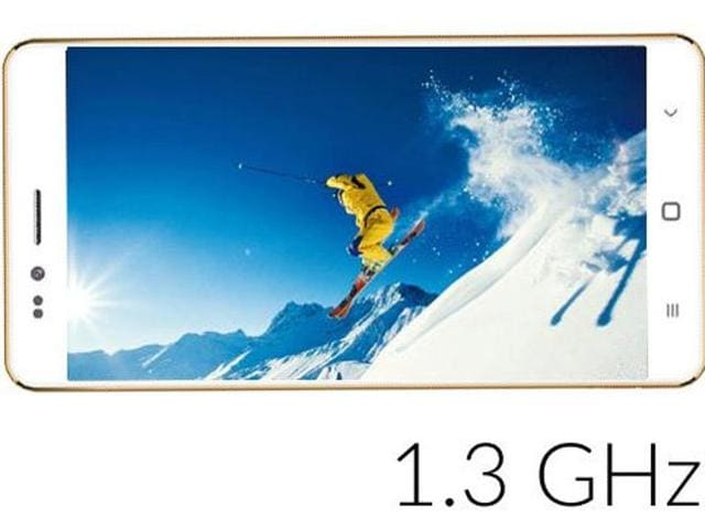 The Freedom 251 smartphone boasts some surprisingly decent specs.