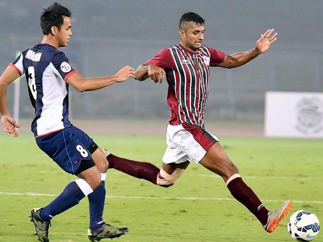 Mohun Bagan,I-League,Shillong Lajong