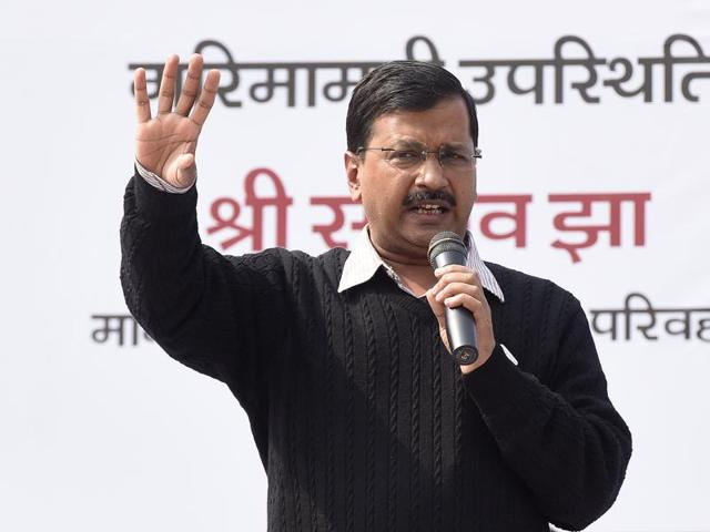"""""""Delhi Police openly flouting SC orders. Bassi acting so brazenly. What is (the) source of his confidence? What instructions does he (have) from his bosses?"""" Kejriwal asked."""