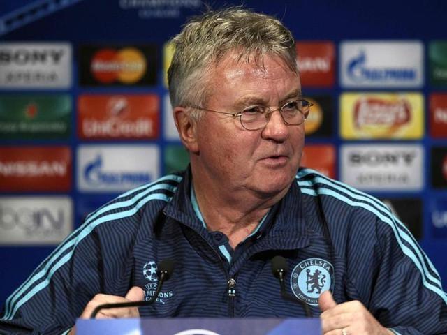 Guus Hiddink,Chelsea,PSG