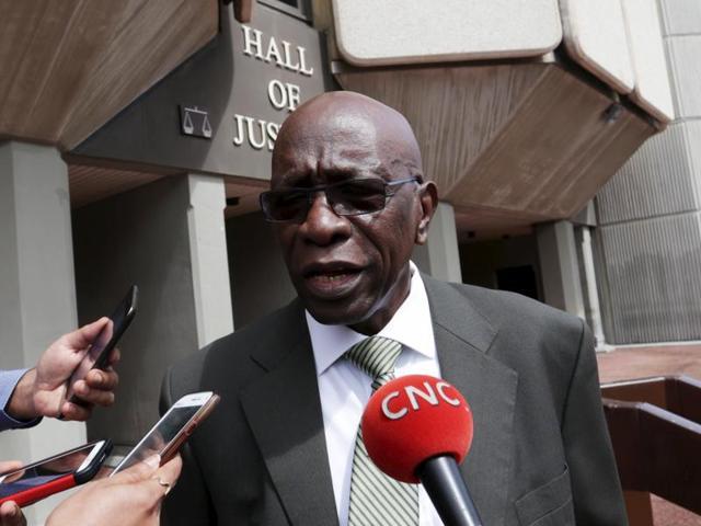 Fifa corruption scandal,CONCACAF,Jack Warner