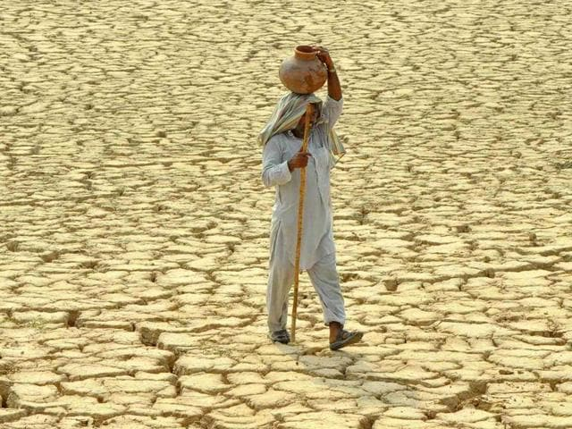 Drought in Bundelkhand,crop failure,farmer suicide in MP