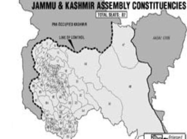 Jammu and Kashmir,Pakistan-occupied-Kashmir,Robert John Blackwell