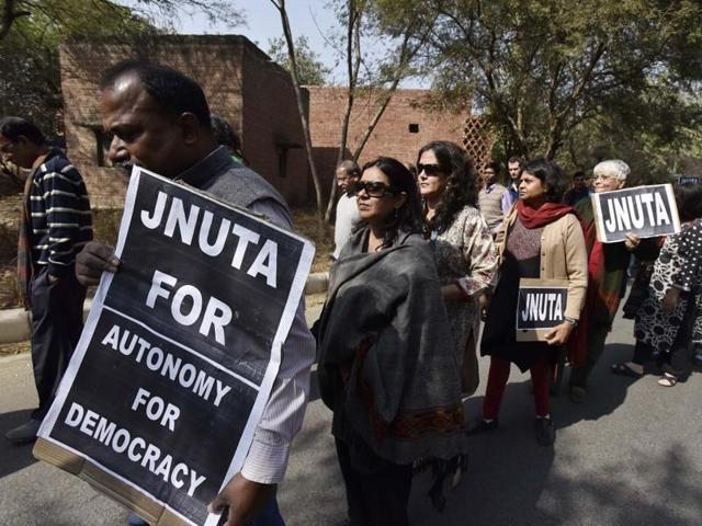 JNU Row,JNU Crisis,Taxpayers