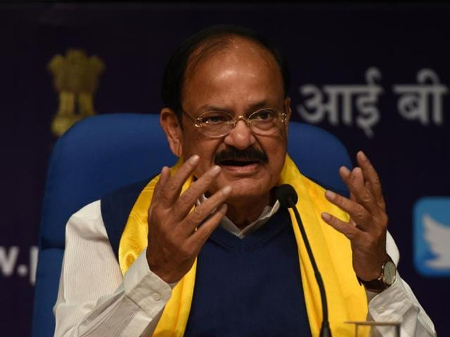 "Parliamentary affairs minister Venkaiah Naidu on Tuesday said the government is ready to sit across the table with Congress vice-president Rahul Gandhi to secure his party's support for key bills, but maintained ""no one in the Congress had so far asked us to do so"