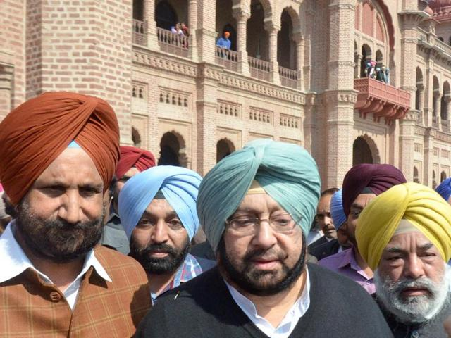 Khalsa College Governing Council,Punjab Pradesh Congress Committee,Capt Amarinder Singh
