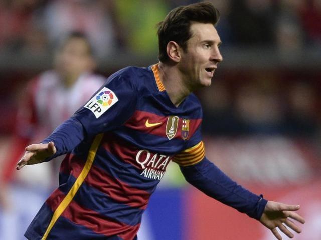 Lionel Messi,Messi 300 goal,FC Barcelona