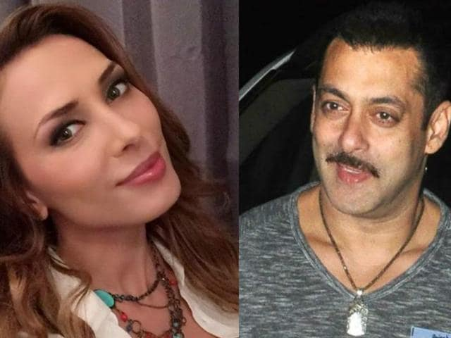 Salman Khan and Iulia Vantur are rumoured to be dating..