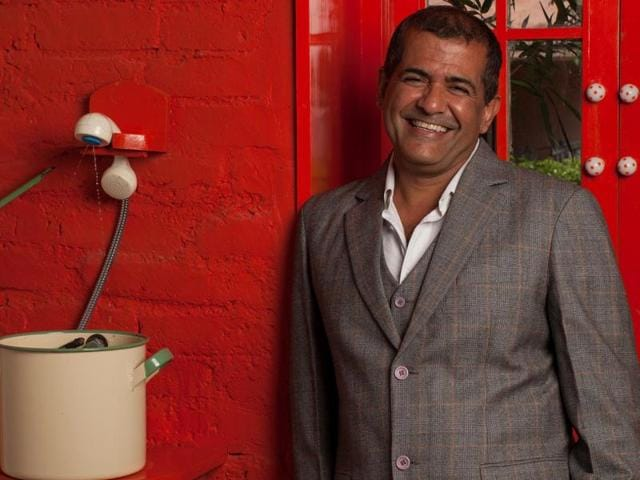 On weekends, restaurateur AD Singh wakes up at dawn for his daughter Zoe and loves to spend quality time with her.