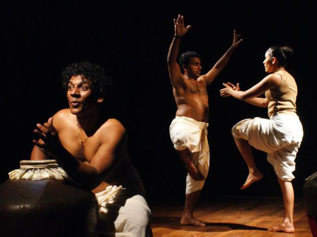 Theatre group Adishakti is reviving its seminal play, Ganapati, after two years. And it's back in the city after six years.