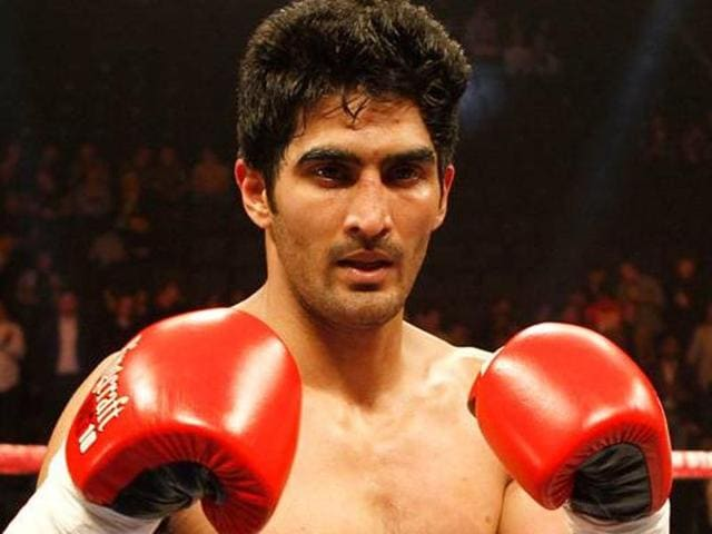 Indian ace boxer Vijender Singh will now gun for his maiden title in the professional circuit when he fights for the WBO Asia belt later this year.