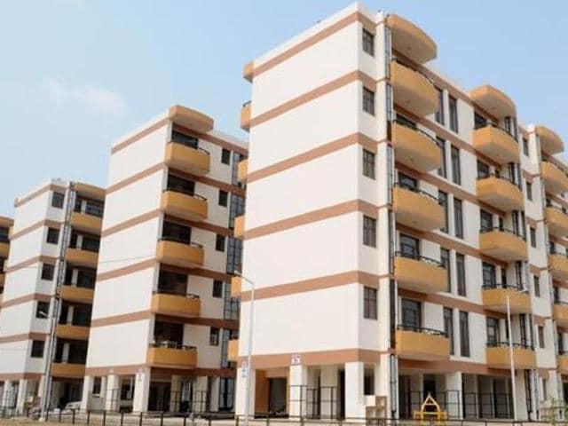 Chandigarh,Chandigarh Housing Board,914mm