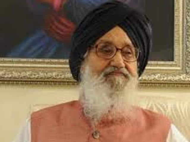 """Badal said: """"Opposition parties had deliberately boycotted the bypoll apprehending their crushing defeat and termed the outcome of Khadoor Sahib byelection as insignificant and inconsequential."""""""