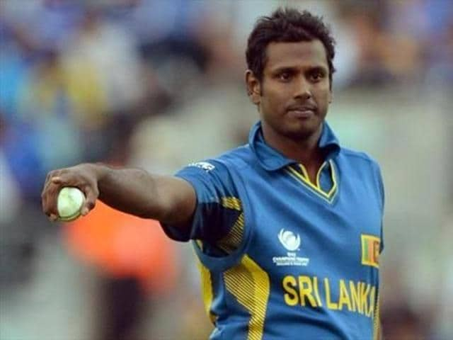 Sri Lanka,ICC World T20 2016,Angelo Mathews