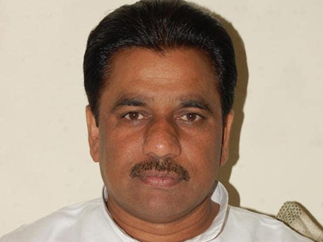 Congress leader Balbir Raja Sodhi