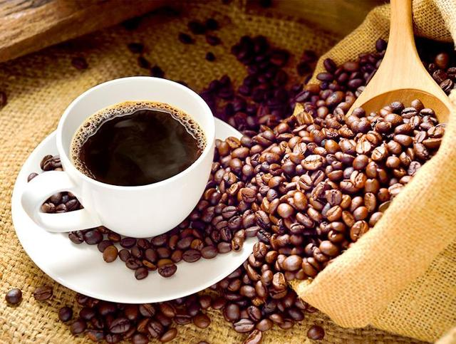 An average person's daily caffeine intake should not exceed 300 mg- that's about three cups of coffee a day.