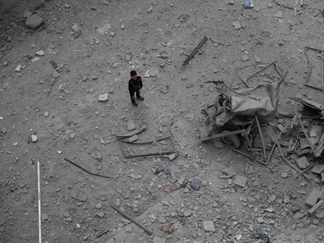 Syria war,US,Airstrikes