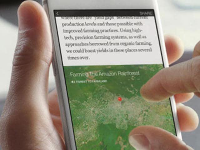 Facebook,Instant Articles,Social media