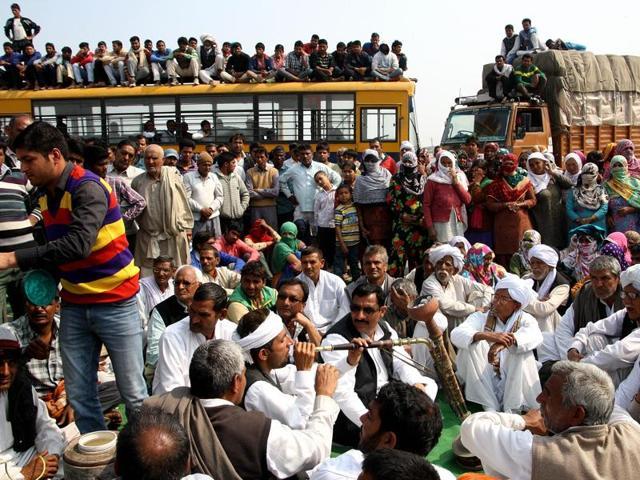 Jat agitation
