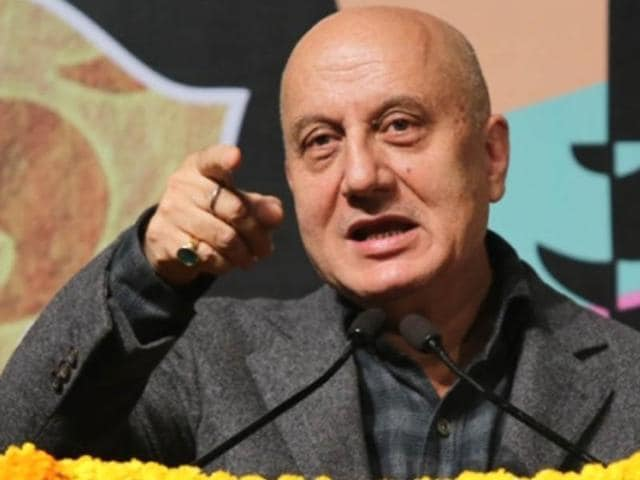 Anupam Kher on JNU row: Indians won't let them destroy our country