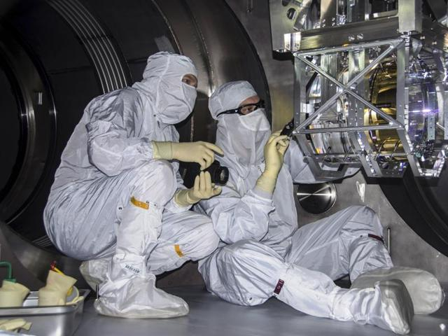 The Laser Interferometer Gravitational-wave Observatory (LIGO) in US made a breakthrough discovery earlier this month.