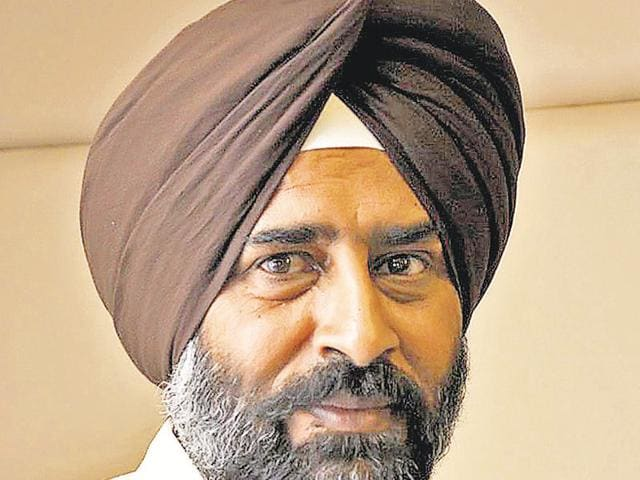 MLA from Jalandhar Cantonment constituency, Pargat Singh